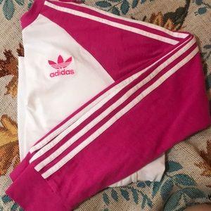Adidas Pink T